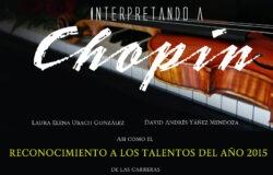 INTERPRETANDO A CHOPIN_POSTER