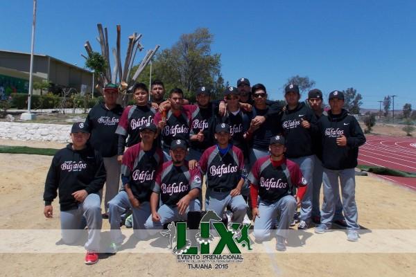 Béisbol Valle del Yaqui Bufalos