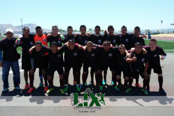 Futbol Cd Valle del Yaqui Varonil Bufalos