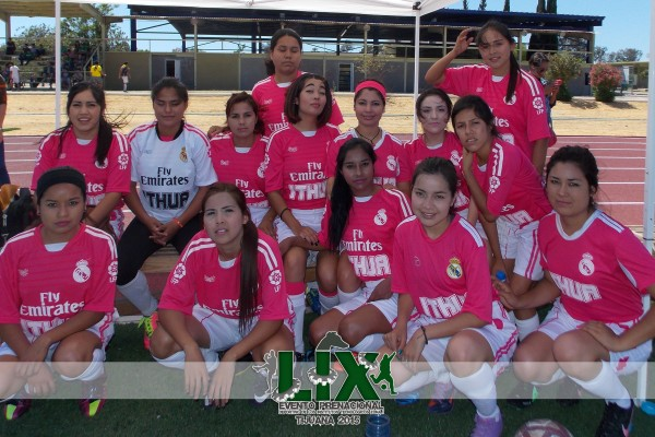 Futbol Femenil Huatabampo