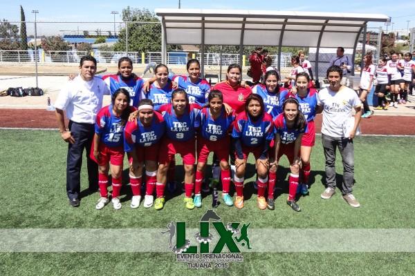 Futbol Femenil La Paz