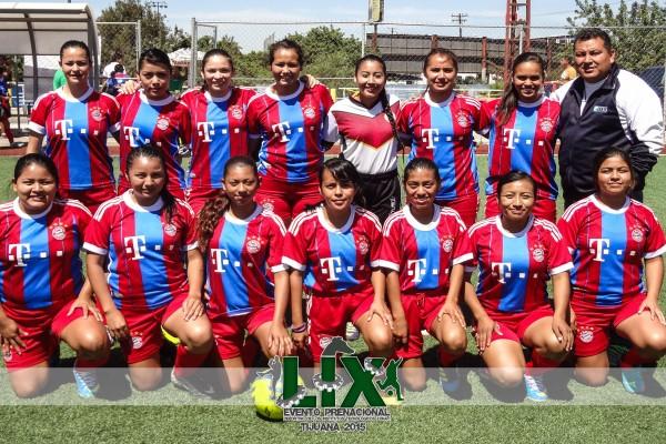 Futbol Femenil Los Cabos