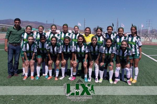 Futbol Femenil Tijuana Galgos