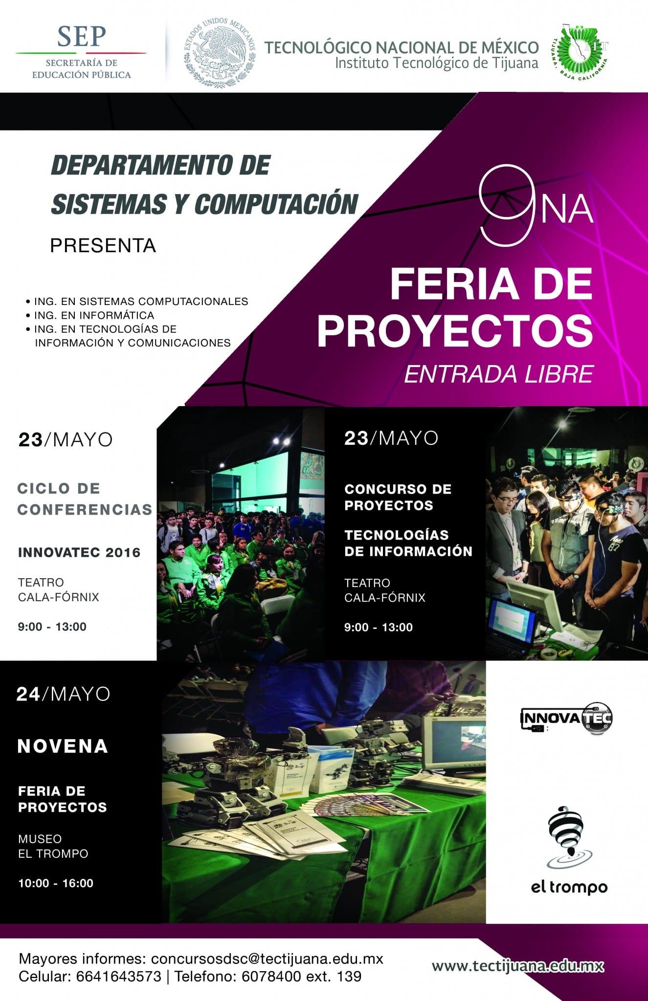 9na FERIA DE PROYECTOS
