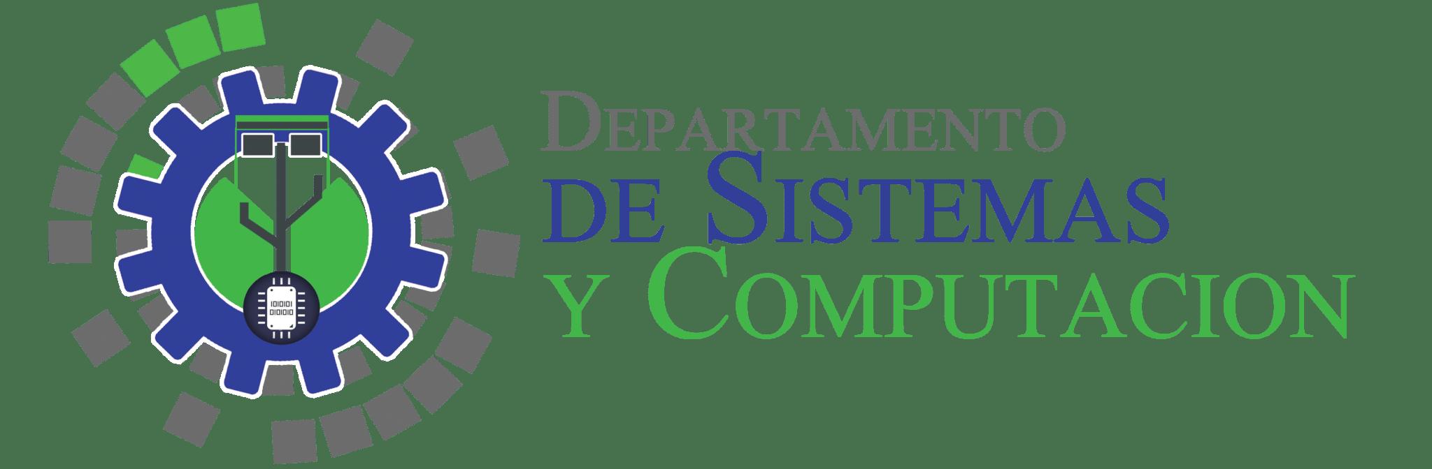 DEPARTAMENTO DE SISTEMAS Y COMPUTACION_HEADING