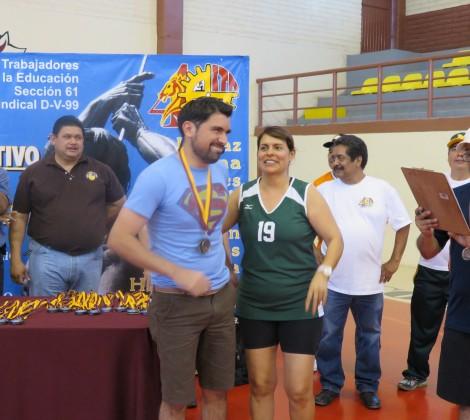 III Evento Nacional Deportivo seccion 61 region 1  (14)