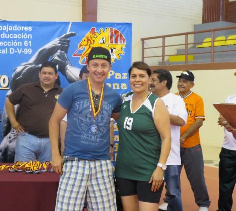 III Evento Nacional Deportivo seccion 61 region 1  (15)