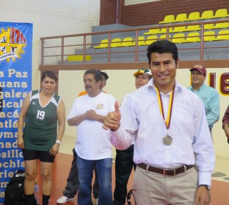 III Evento Nacional Deportivo seccion 61 region 1  (16)