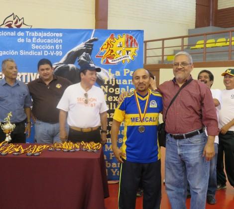 III Evento Nacional Deportivo seccion 61 region 1  (17)