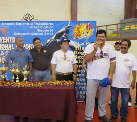 III Evento Nacional Deportivo seccion 61 region 1  (18)