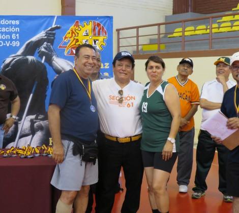 III Evento Nacional Deportivo seccion 61 region 1  (19)