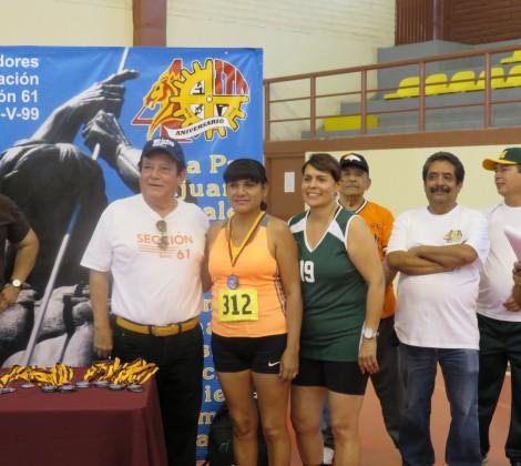 III Evento Nacional Deportivo seccion 61 region 1  (23)