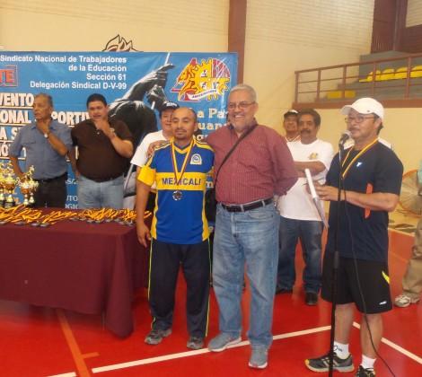 III Evento Nacional Deportivo seccion 61 region 1  (7)