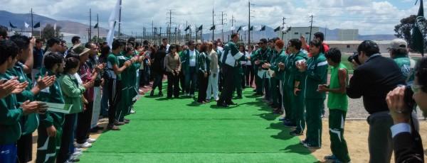 Inauguracion de pista ITT (101)