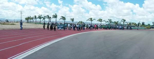 Inauguracion de pista ITT (80)