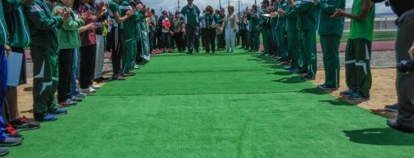 Inauguracion de pista ITT (98)