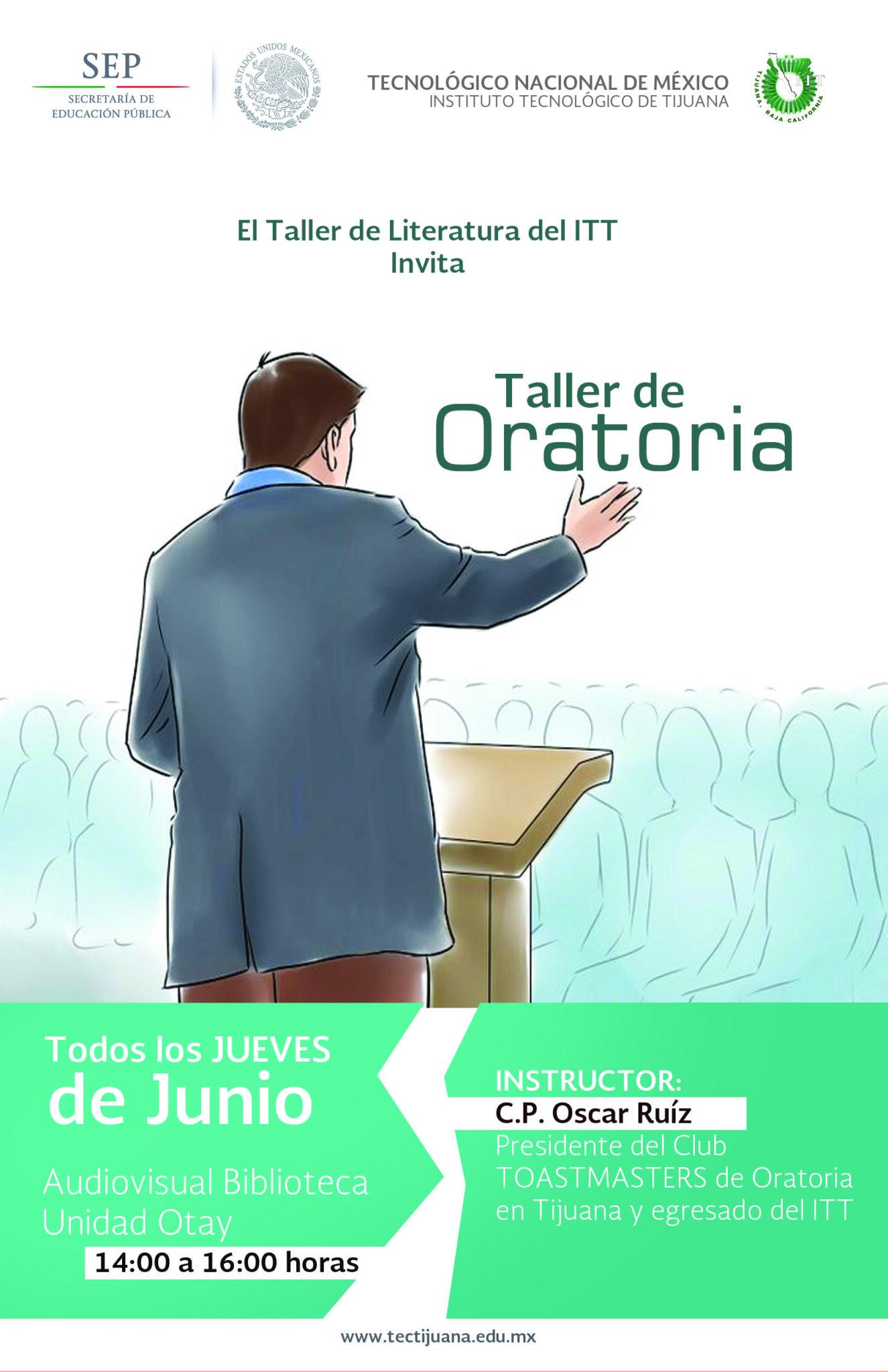 ORATORIA POSTER 2016