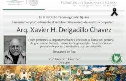 Arq. Xavier H