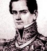 1823. Antonio López de Santa Anna y José Antonio de Echávarri promueven el Plan de Casa Mata entre los jefes del ejército. Exigen la reinstalación del Congreso y el desconocimiento de Iturbide como emperador.