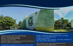Cursos Desarrollo Academico 2015 Poster