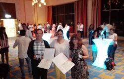 los-premiados-con-la-directora-del-instituto-tecnologico-de-cancun-en-la-entrega-de-los-premios-micai-2016