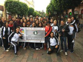 Nacional de Arte y Cultura IT TIjuana Banda de Guerra - y Danzas 2016 (3)