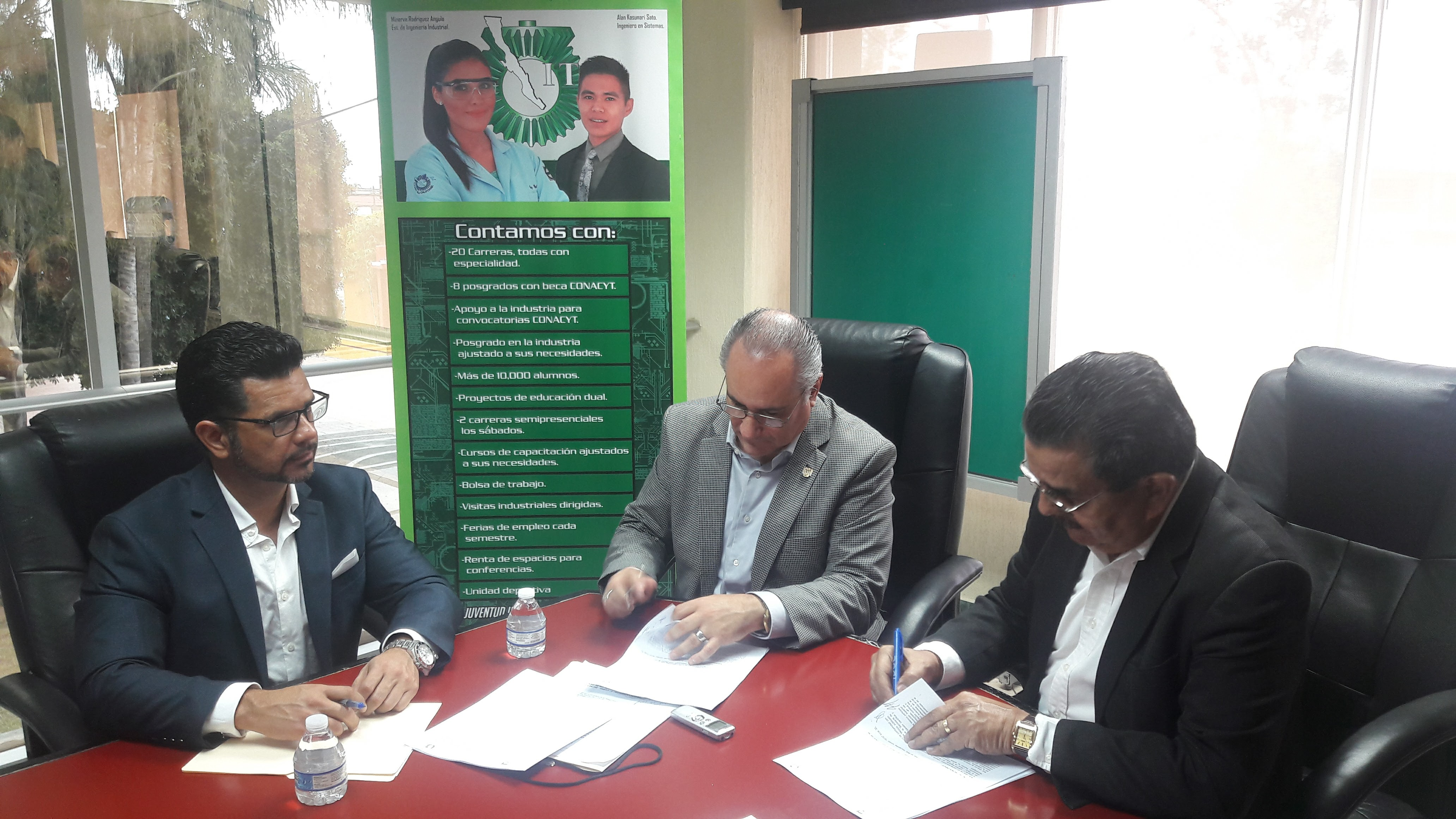 Instituto Tecnológico de Tijuana – Firman convenio de colaboración ...